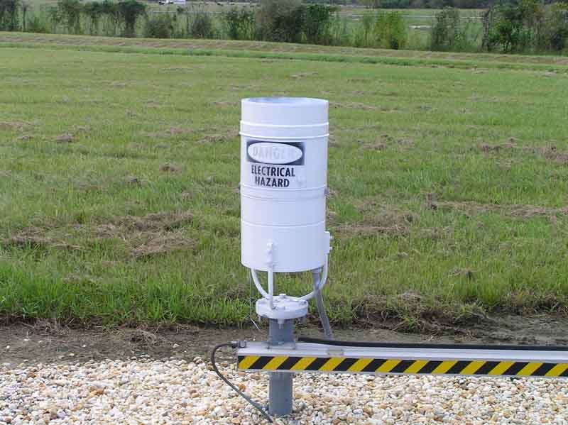 Heated Tipping Bucket Rain Gauge