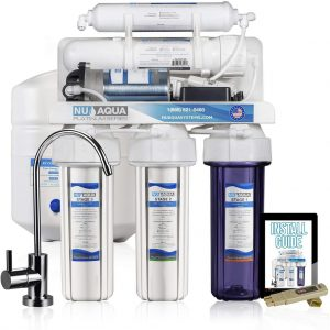 NU Aqua 5 Stage Reverse Osmosis System