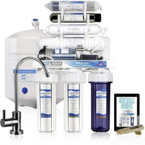 NU Aqua 7 Stage Reverse Osmosis System