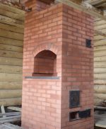 Печь в доме своими руками – : Rmnt.ru