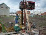 Буровая установка своими руками для бурения скважин – Буровая установка своими руками: самоделки для бурения скважин