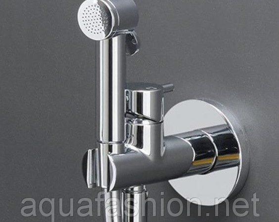 Смеситель на гигиенический душ – обзор моделей и инструкция по установке » SanDizain.ru
