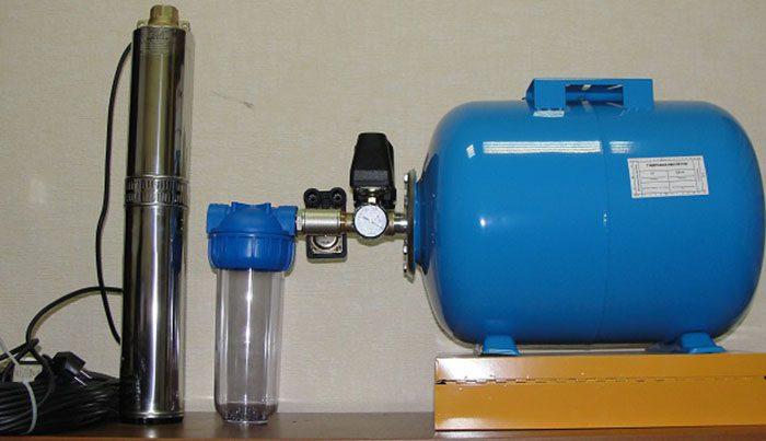 Ресивер для насосной станции – Давление в ресивере насосной станции — Канализация