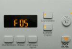 Стиральная машина hotpoint ariston ошибка f 05 – Ошибка F 05 или F5 в стиральной машине Ariston / Хотпоинт-Аристон — что делать?