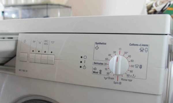 Как отремонтировать стиральную машину бош – Неисправности стиральных машин Bosch — как ремонтировать