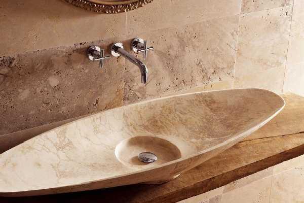 Раковины из натурального камня для ванной комнаты – Раковины из натурального и искусственного камня: плюсы и минусы